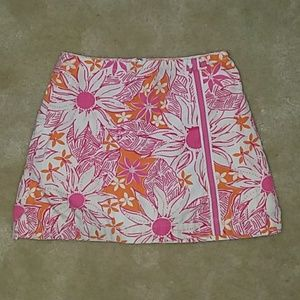 Lilly Pulitzer Girl's Skirt Size 8